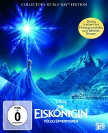 Die Eiskönigin - Völlig unverfroren - Blu-ray 3D + 2D / Collector's Edition (Blu-ray)