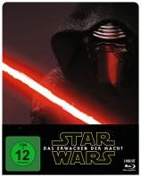 Star Wars: Episode VII (7) - Das Erwachen der Macht - Limited Steelbook Edition (Blu-ray)