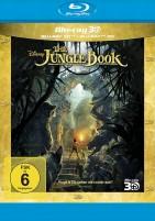 The Jungle Book - Blu-ray 3D + 2D (Blu-ray)