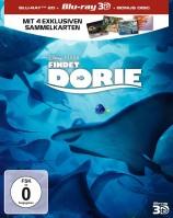 Findet Dorie - Blu-ray 3D + 2D + Bonus-Disc (Blu-ray)