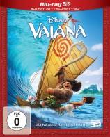 Vaiana - Blu-ray 3D + 2D (Blu-ray)