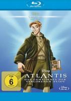 Atlantis - Das Geheimnis der verlorenen Stadt - Disney Classics (Blu-ray)