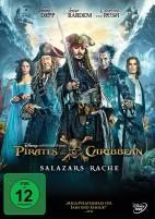 Pirates of the Caribbean: Salazars Rache (DVD)