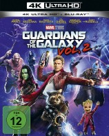 Guardians of the Galaxy Vol. 2 - 4K Ultra HD Blu-ray + Blu-ray (4K Ultra HD)