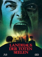 Landhaus der toten Seelen - Limited Collector's Edition / Cover A (Blu-ray)