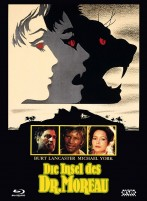 Die Insel des Dr. Moreau - Limited Collector's Edition / Cover B (Blu-ray)