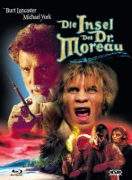 Die Insel des Dr. Moreau - Limited Collector's Edition / Cover C (Blu-ray)