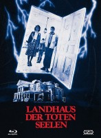Landhaus der toten Seelen - Limited Collector's Edition / Cover D (Blu-ray)
