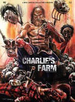 Charlie's Farm - Limited Collector's Edition / Cover A (Blu-ray)