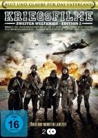 Kriegsfilme Edition - Zweiter Weltkrieg - Edition 2 (DVD)