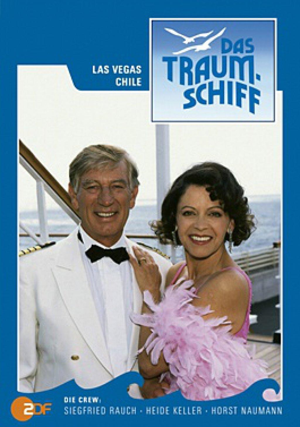 Das Traumschiff - Las Vegas / Chile (DVD)