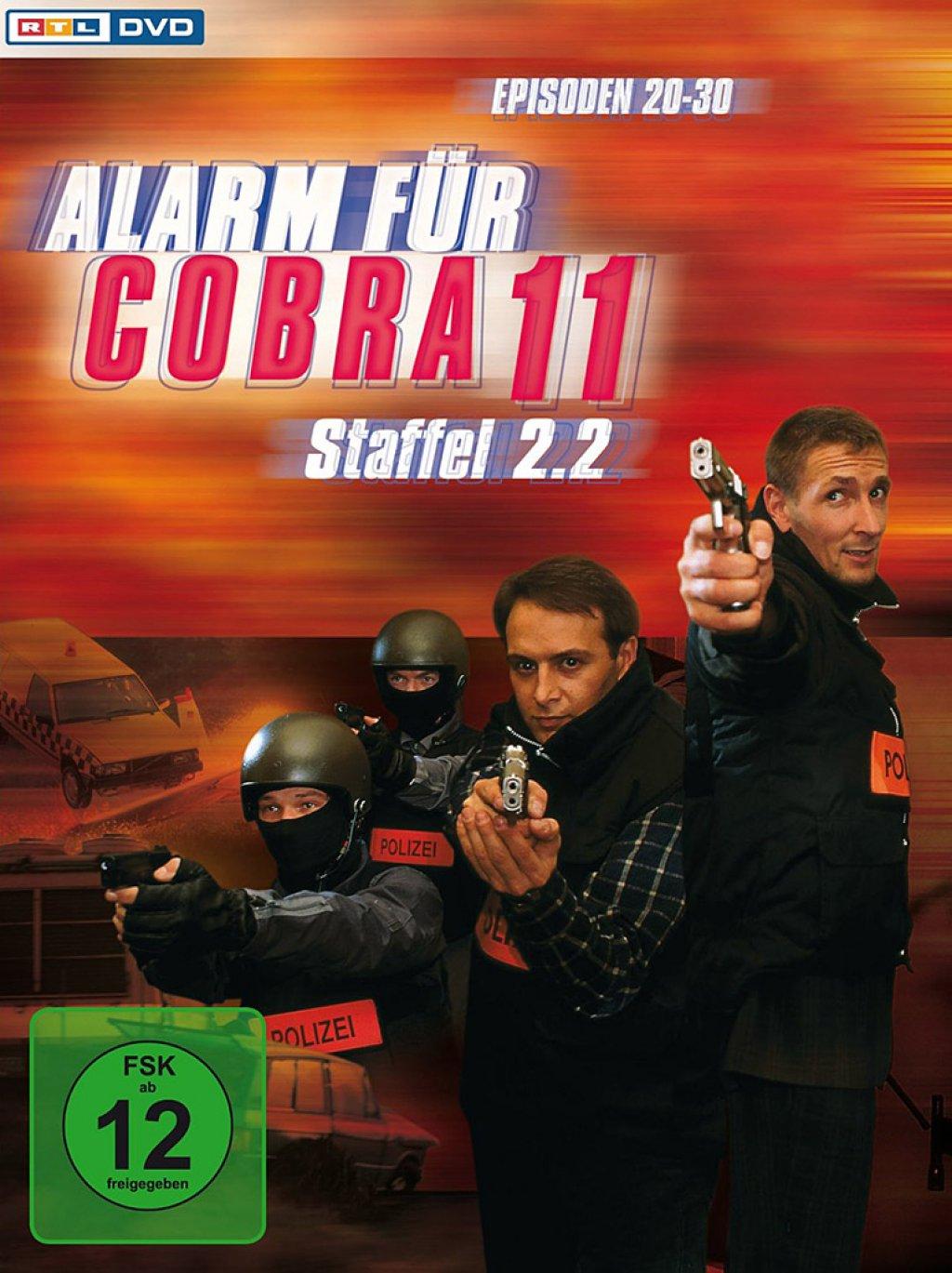 Alarm für Cobra 11 - Staffel 2.2 (DVD)