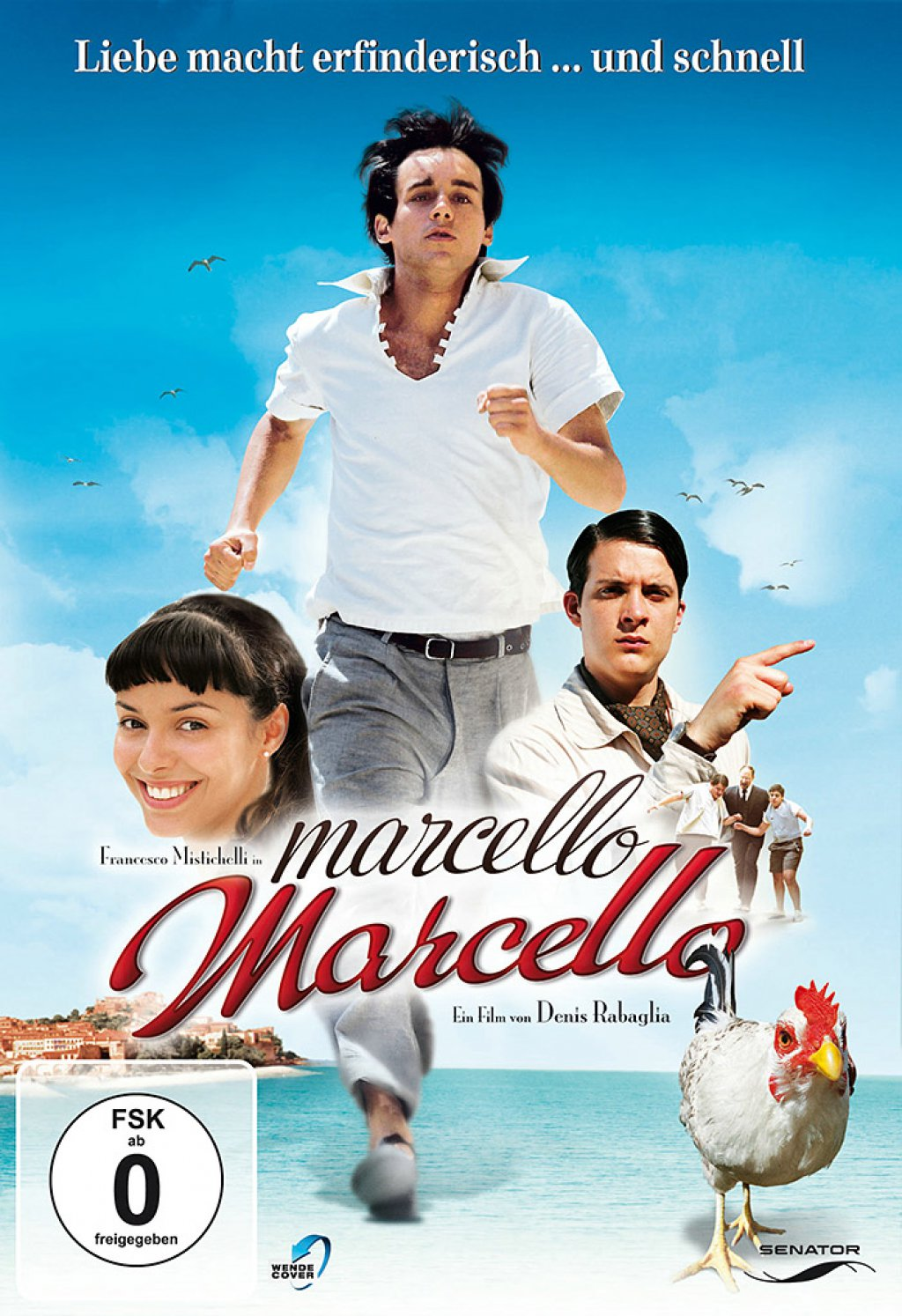 Marcello Marcello (DVD)