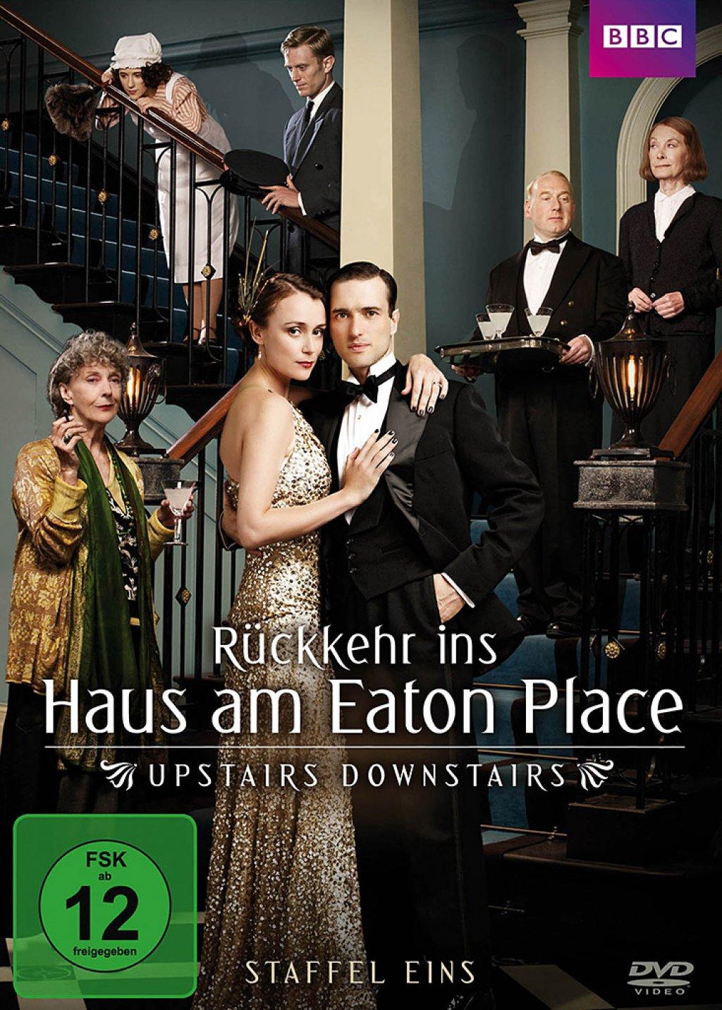 Rückkehr ins Haus am Eaton Place - Staffel 01 (DVD)