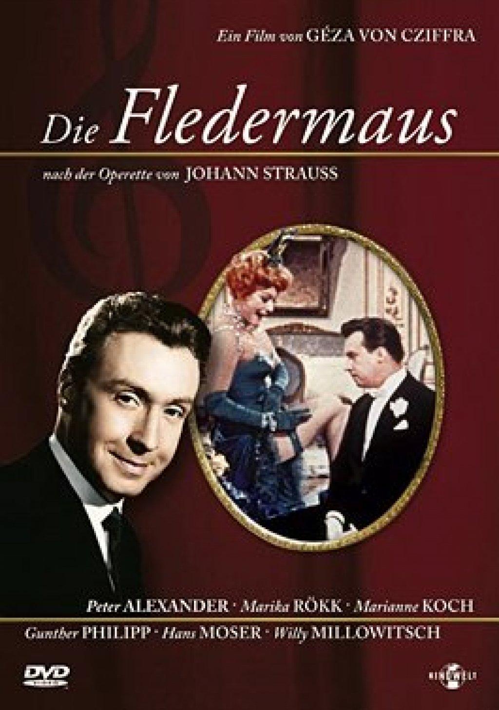 Die Fledermaus (DVD)