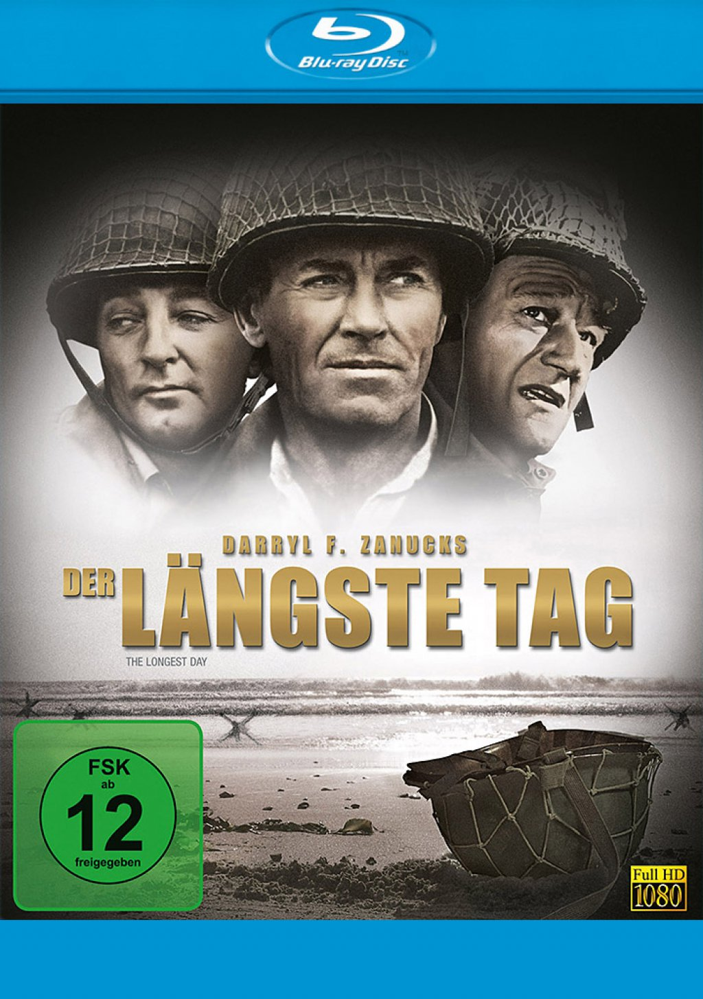 Der längste Tag (Blu-ray)