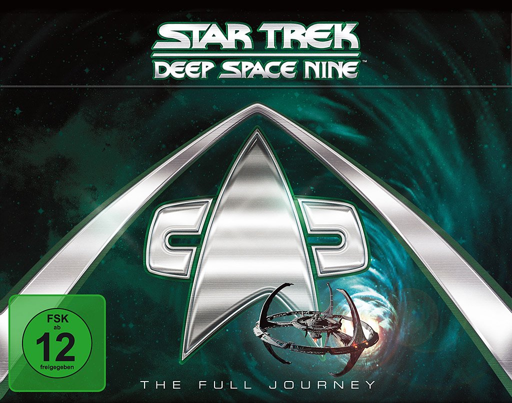 Star Trek - Deep Space Nine - Complete Boxset (DVD)