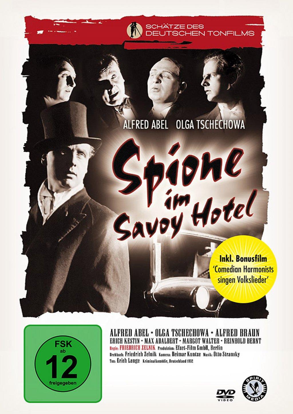 Spione im Savoy-Hotel - Schätze