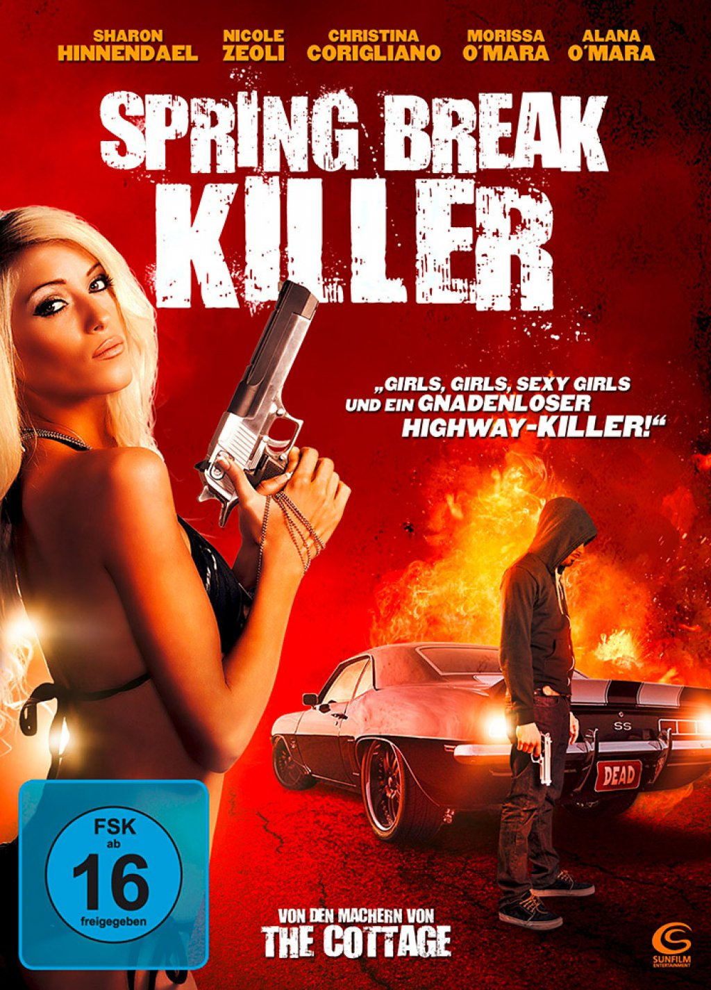 تحميل فيلم Spring Break Killer