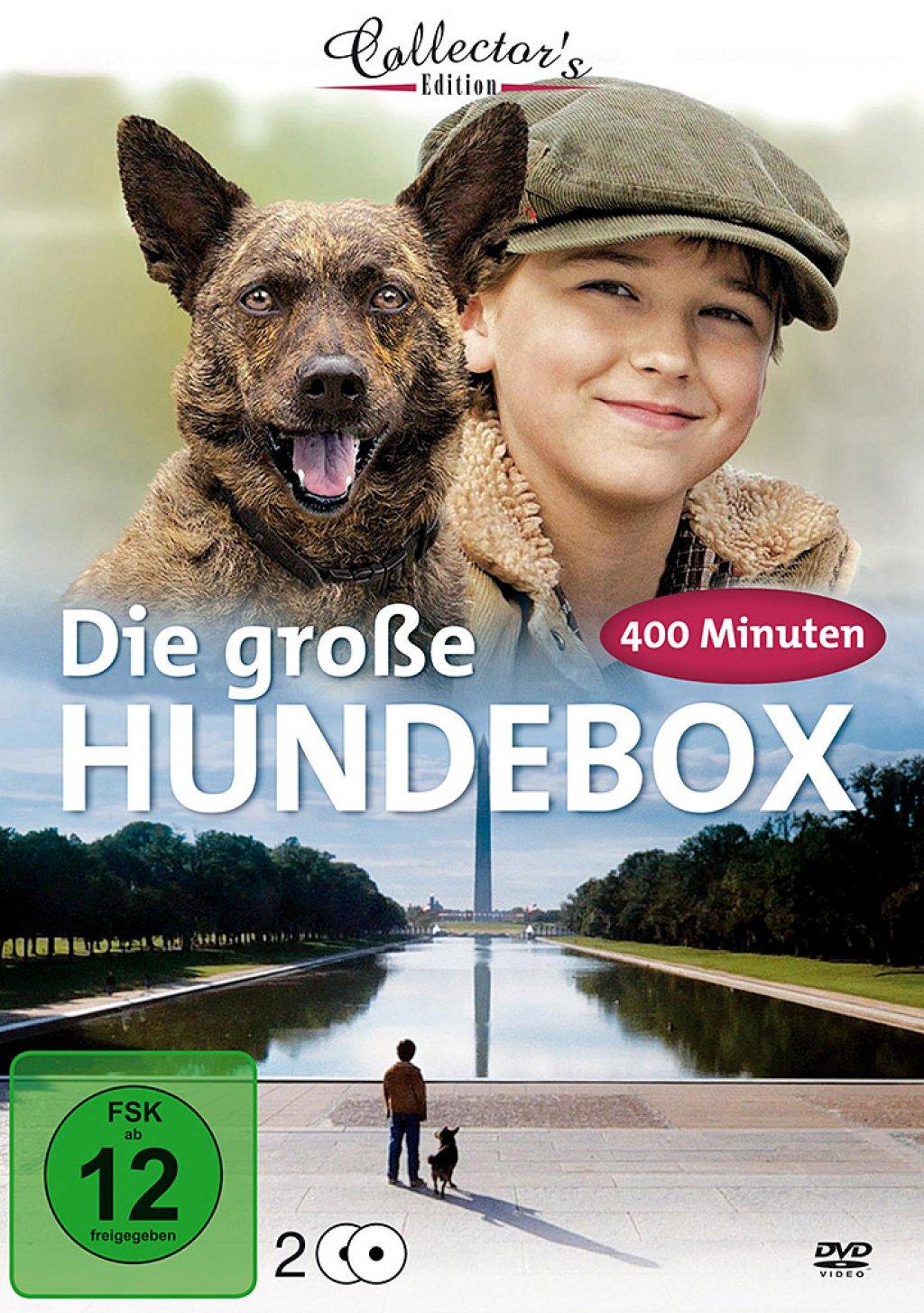 Die große Hundebox - Collector's Edition (DVD)