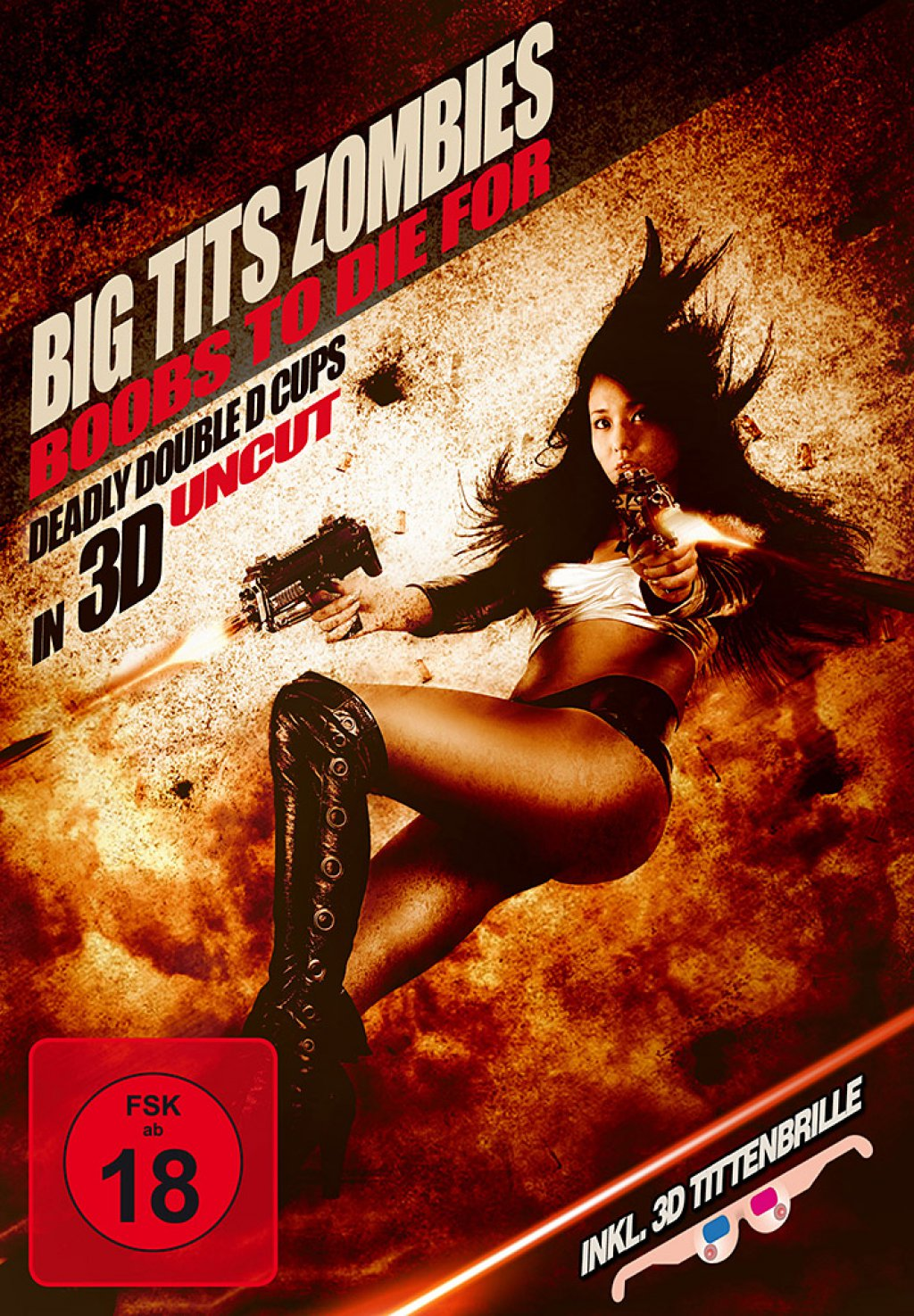 Big Tits Zombies - 3D (DVD)