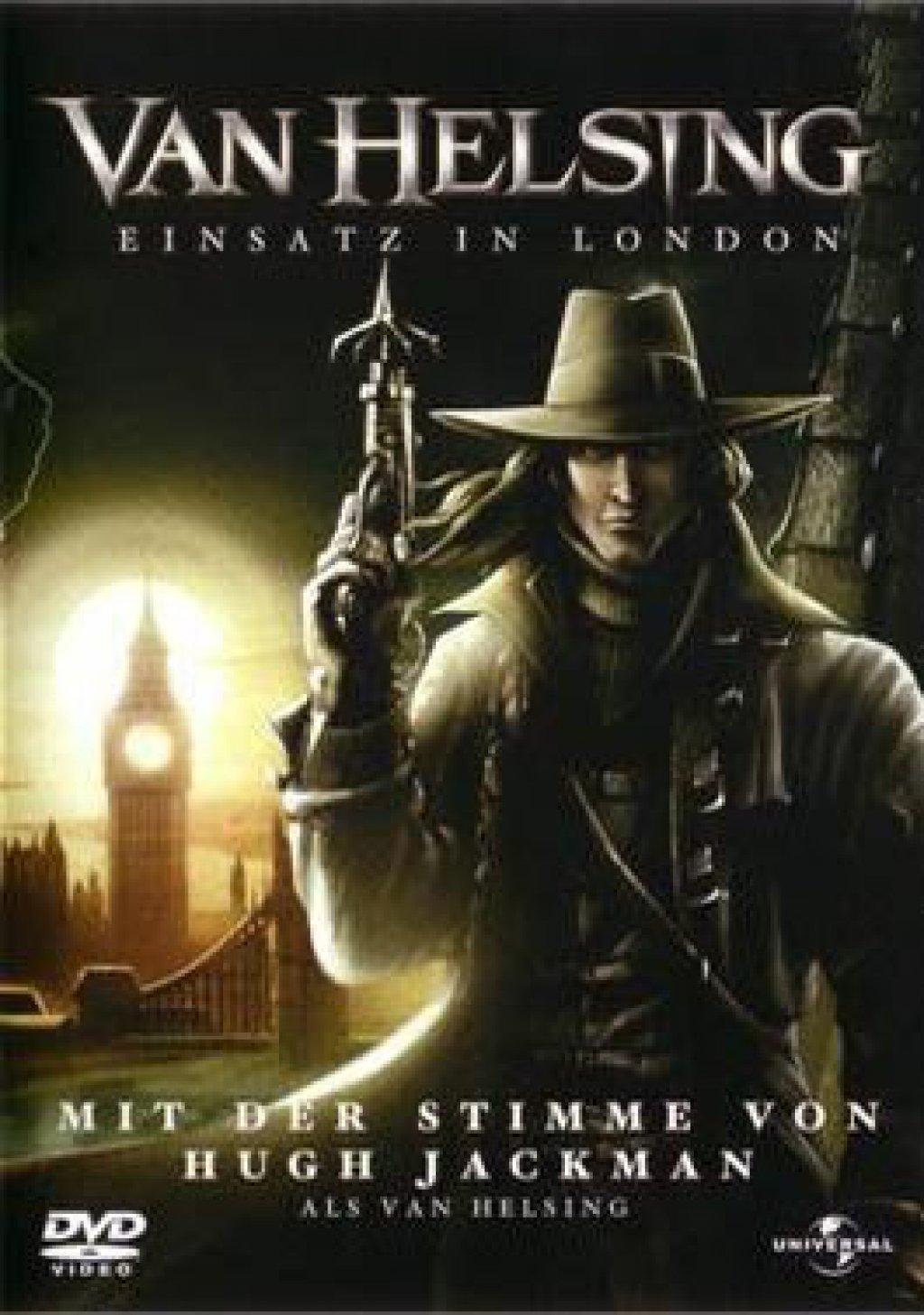 Кадры из фильма «Ван Хельсинг: Лондонское Задание» / 2004
