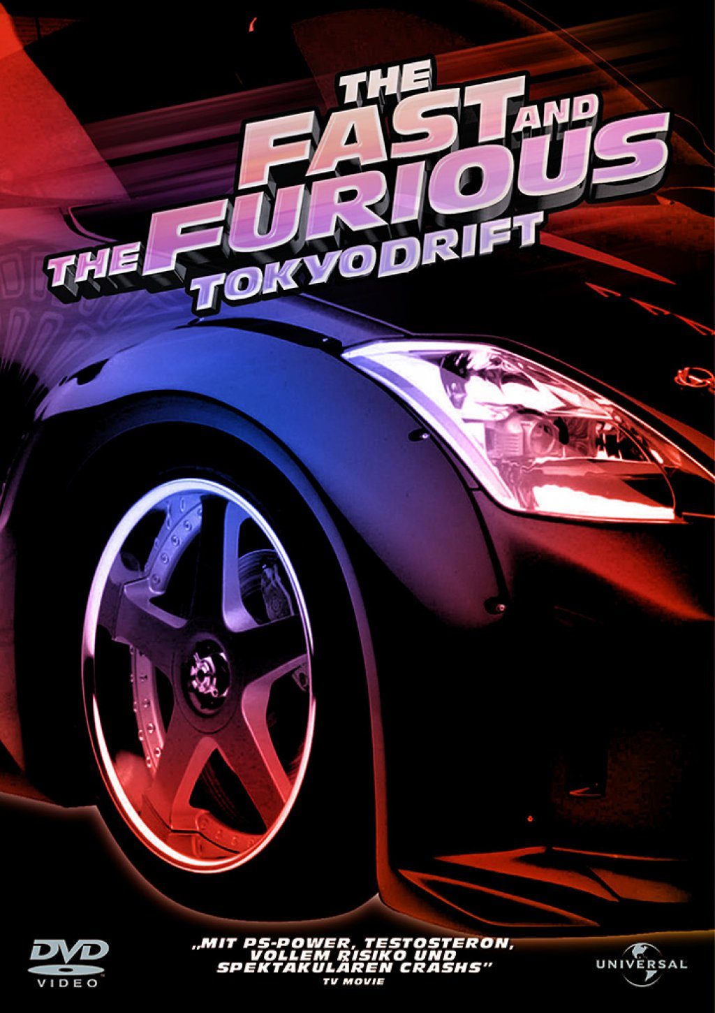 The Fast and the Furious: Tokyo Drift - 2 DVD Set (DVD)