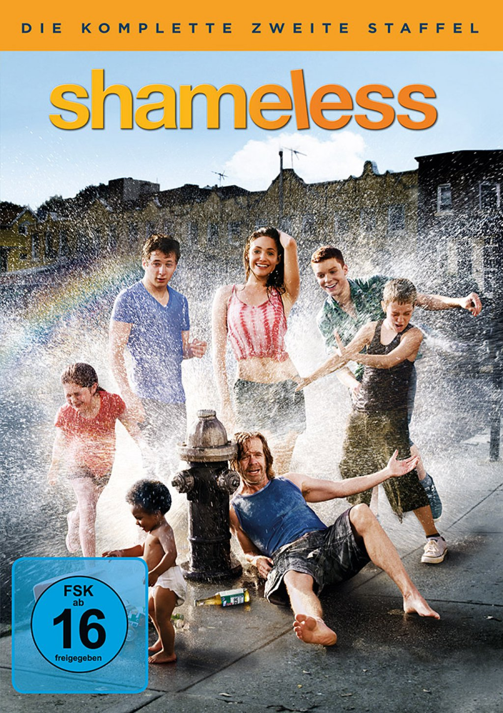 Shameless - Staffel 02 (DVD) 