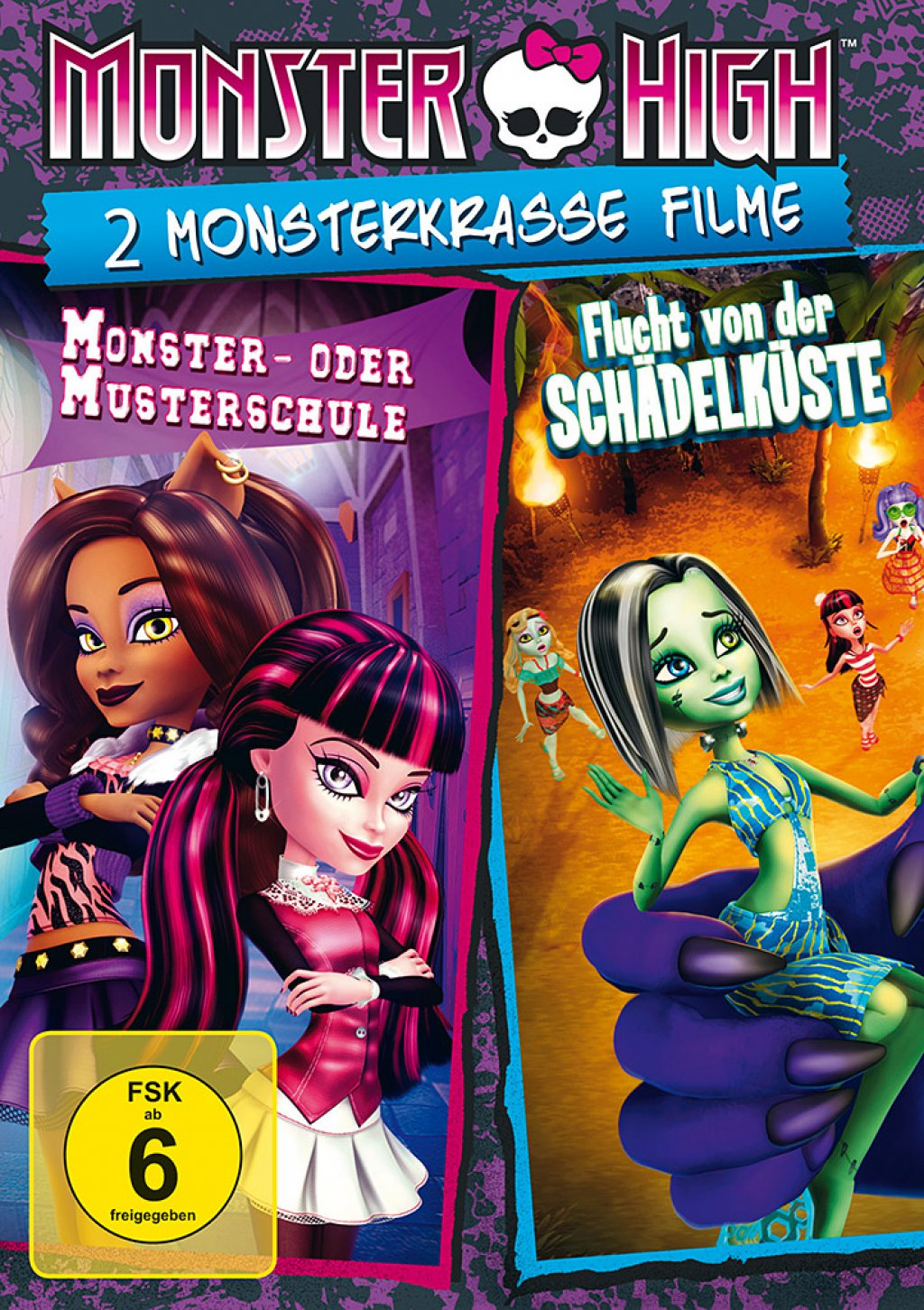 Monster High Neuer Film Deutsch