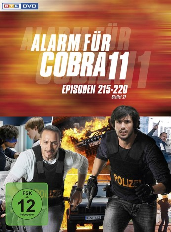Alarm für Cobra 11 - Staffel 27 (DVD)