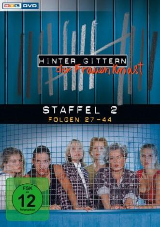 Hinter Gittern - Der Frauenknast - Staffel 02 (DVD)
