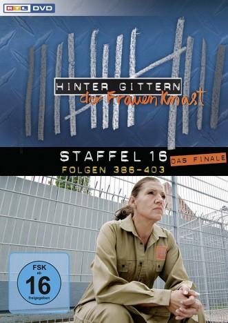Hinter Gittern - Der Frauenknast - Staffel 16 (DVD)