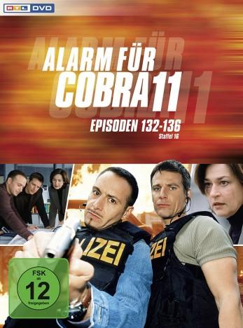 Alarm für Cobra 11 - Staffel 16 (DVD)
