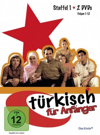 Türkisch für Anfänger - Staffel 1 / Neuauflage (DVD)