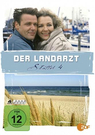 Der Landarzt - Staffel 04 / Amaray (DVD)