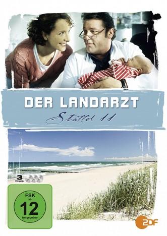 Der Landarzt - Staffel 11 / Amaray (DVD)