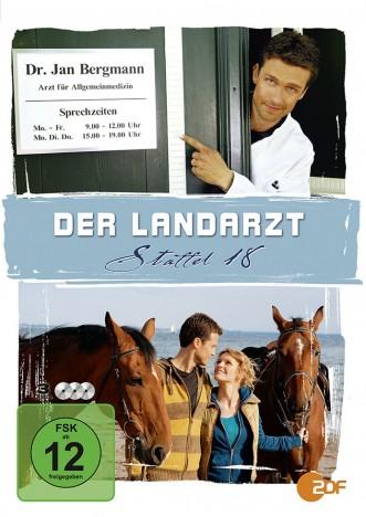 Der Landarzt - Staffel 18 / Amaray (DVD)