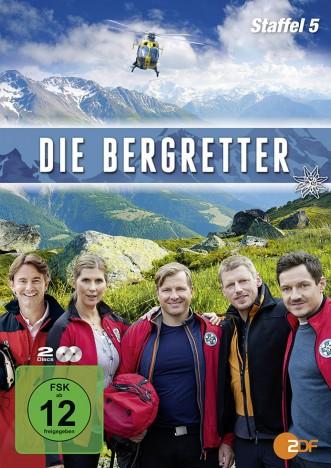 Die Bergretter - Staffel 05 (DVD)