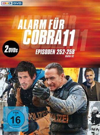 Alarm für Cobra 11 - Staffel 32 (DVD)