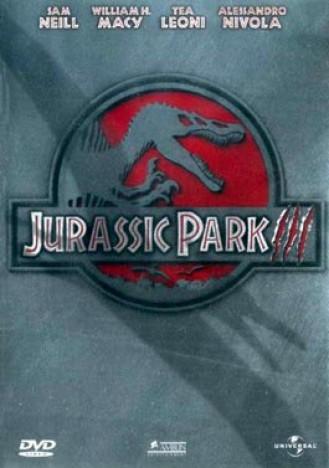 Jurassic Park III (DVD)