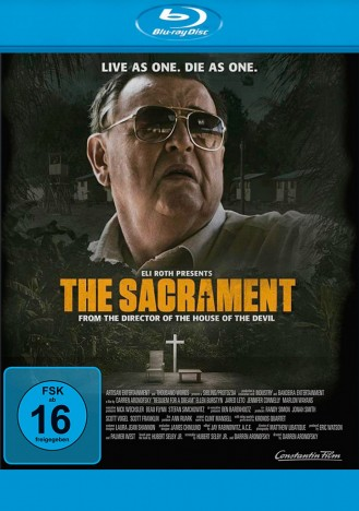 The Sacrament (Blu-ray)