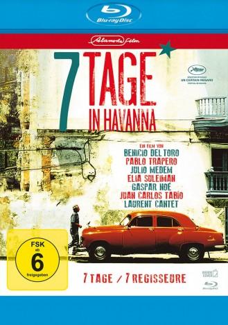 7 Tage in Havanna (Blu-ray)