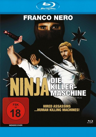Ninja - Die Killer-Maschine (Blu-ray)