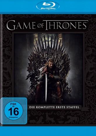 game of thrones staffel 01 3 auflage blu ray. Black Bedroom Furniture Sets. Home Design Ideas