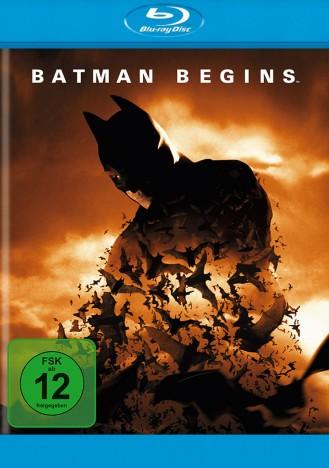 Batman Begins (Blu-ray)