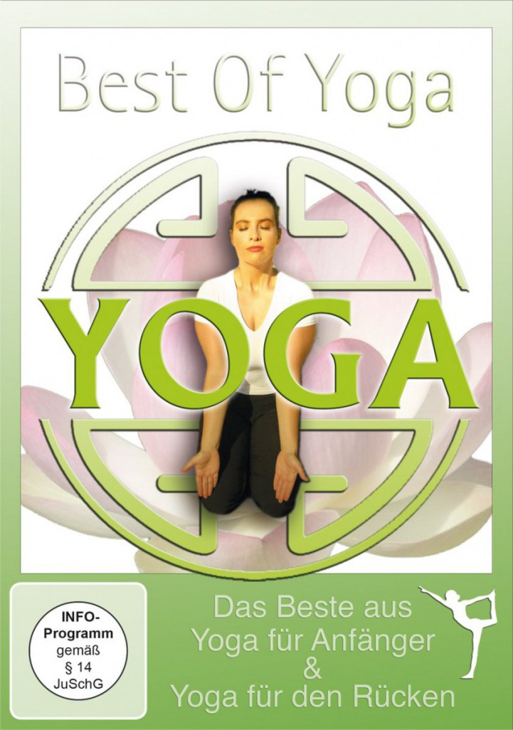 best of yoga das beste aus yoga f r anf nger yoga f r den r cken dvd neu 4029378121212 ebay. Black Bedroom Furniture Sets. Home Design Ideas