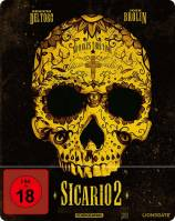 Sicario 2 - Steelbook (Blu-ray)