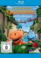 Der kleine Drache Kokosnuss - Auf in den Dschungel! (Blu-ray)