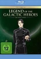 Legend of the Galactic Heroes: Die Neue These - Volume 4 (Blu-ray)