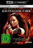 Die Tribute von Panem - Catching Fire - 4K Ultra HD Blu-ray + Blu-ray (Ultra HD Blu-ray)